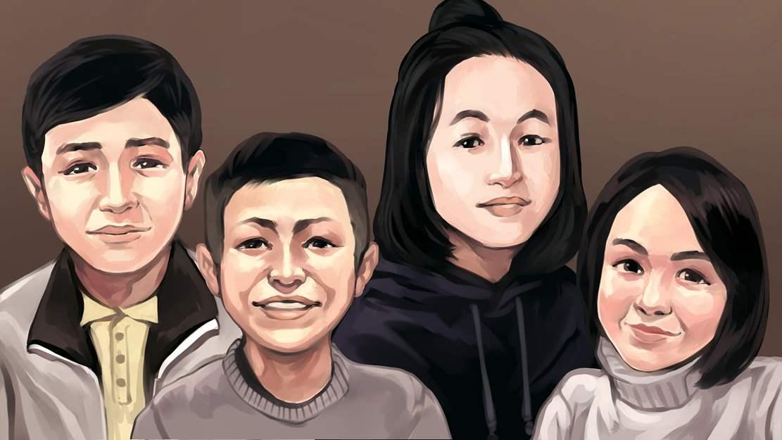 Doğu Türkistanlı Gençler
