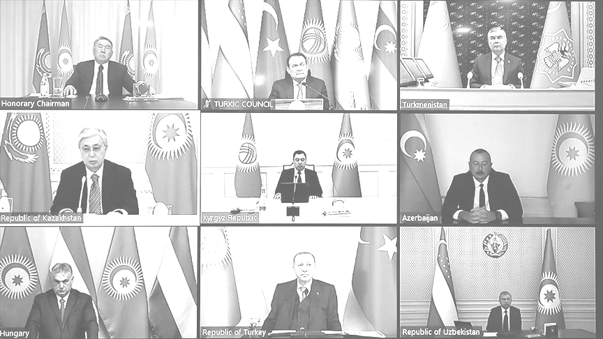 Türkistan'dan Anadolu'ya uzanan eller