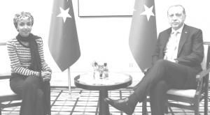 Müslüman Rashida Tlaıb ve Ilhan Omar kimden yana