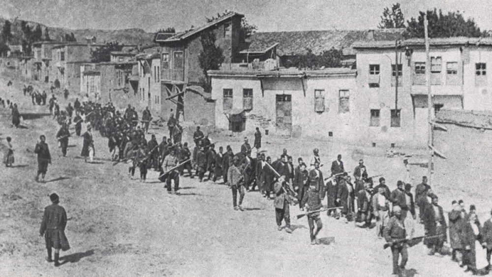 Ermeni soykırımı yoktur, Ermeni tehciri vardır