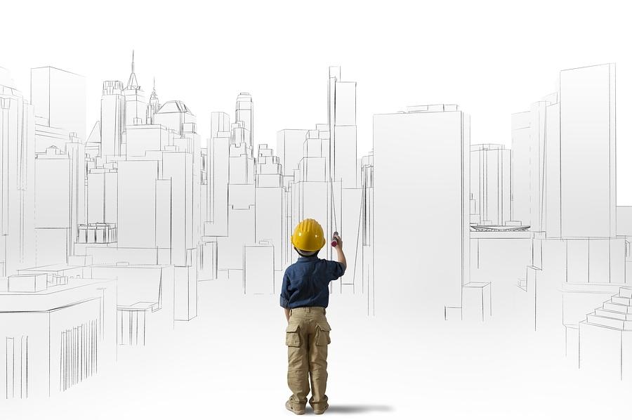 Çocuğun dünyasını mimarlıkla geliştirmek