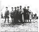 Perişan Osmanlı Nazırlarından Kak Barzani'ye… Ve… Osmanlı Paşası Atatürk…