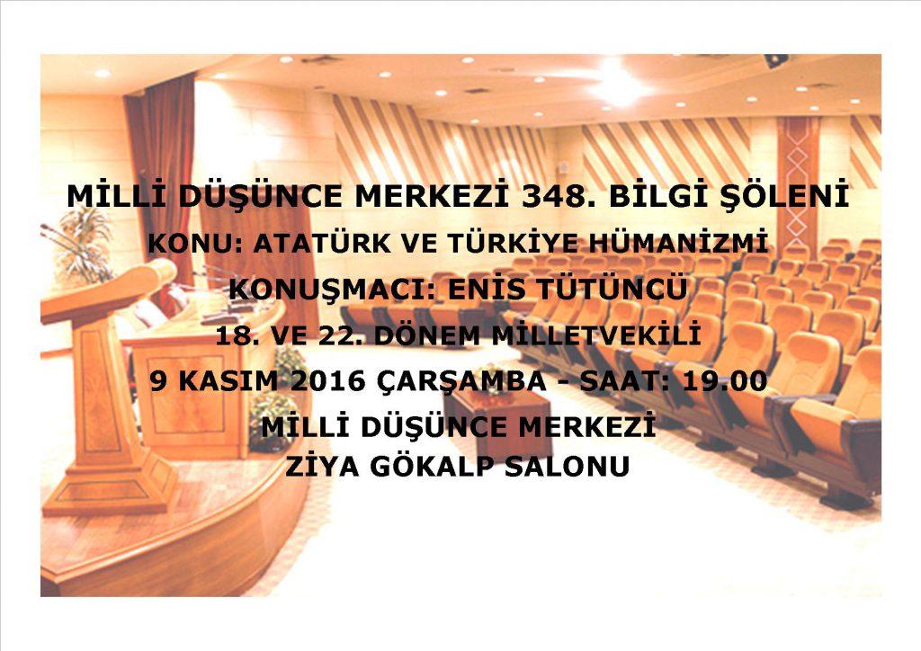MDM 348. BİLGİ ŞÖLENİ