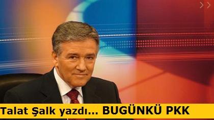 BUGÜNKÜ PKK
