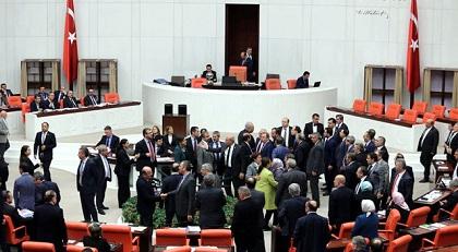 TBMM Kürsüsünden Türk Milletine  İnanılmaz Bir İftira: