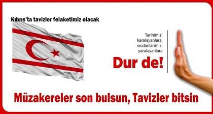 Kıbrıs'ta Oyuna Gelmeyelim!