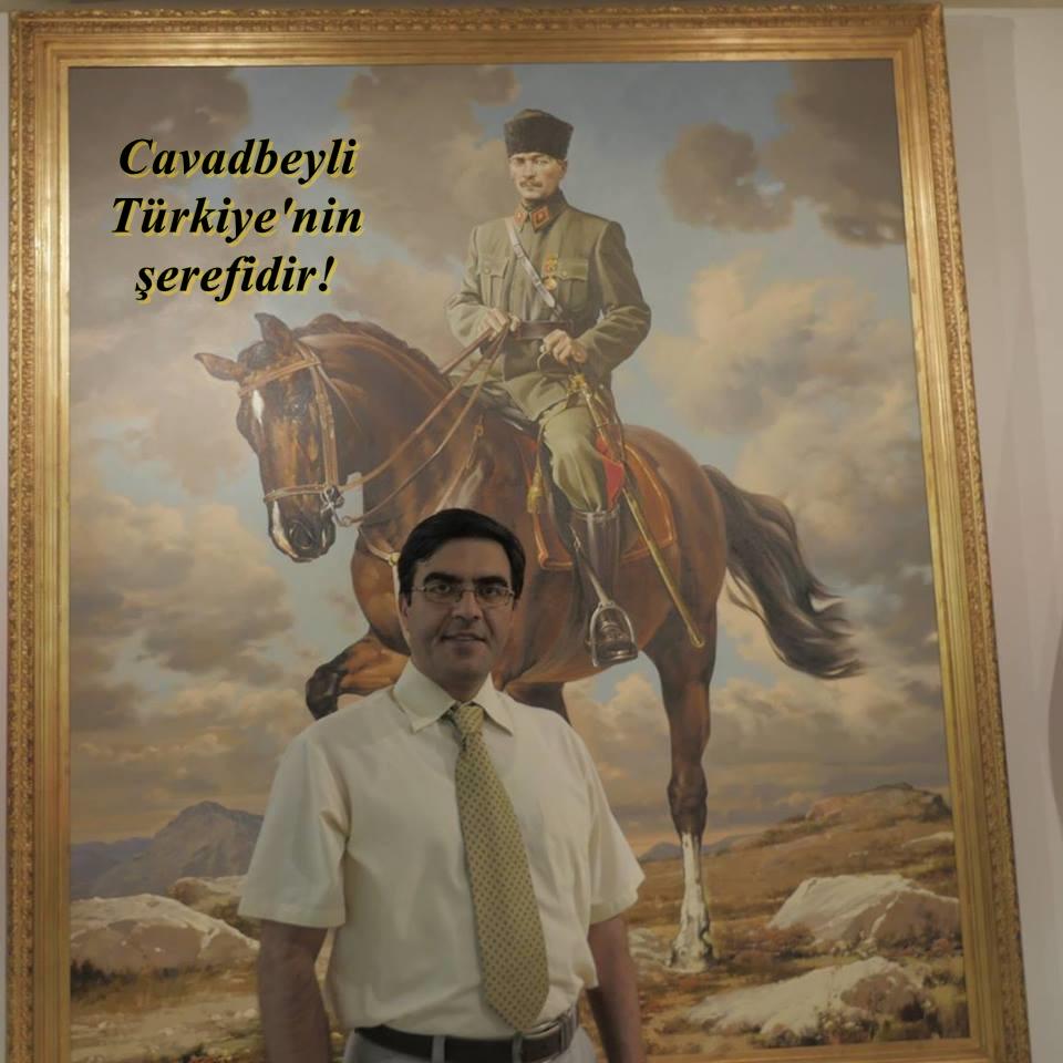 İYİ Parti Rahim Cavadbeyli'yi bayramda ziyaret etti