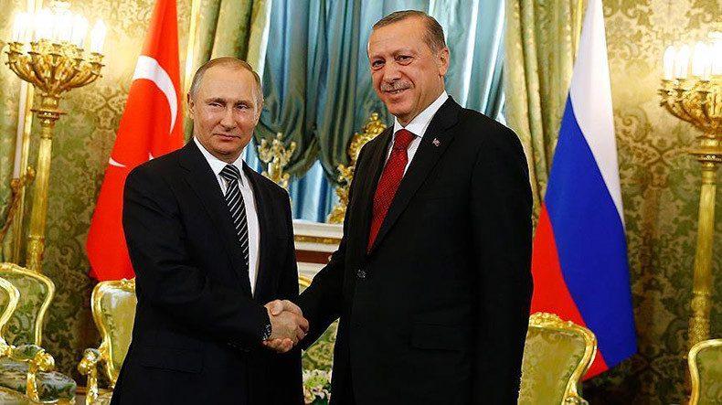 Suriye'nin İdlib bölgesi için Rusya ve Türkiye bir araya geldi