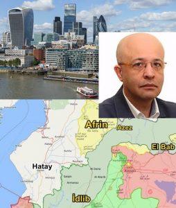 Ahmet Takan: Afrin gidiyor, sırada Hatay var