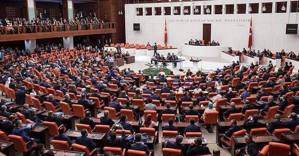 Bütçe tasarısı Meclise sunuldu