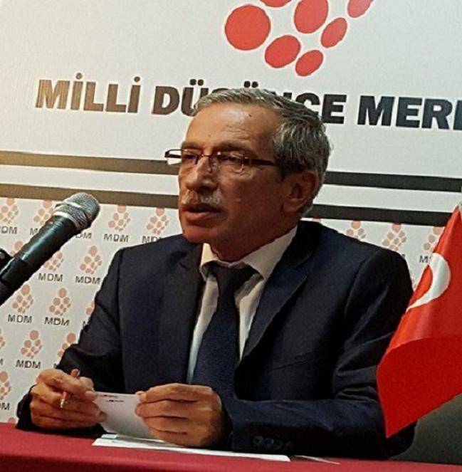Dr. Mustafa Ziya