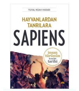 """İnsan türünün kısa bir tarihi: """"SAPIENS"""""""
