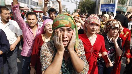 Uygurlara soykırım uygulanıyor