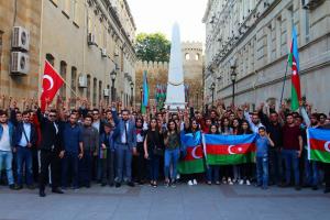 Azerbaycan'da Milliyetçi Hareket- Milliyetçi Gençler Teşkilatı Türkiye Başkanı ile Söyleşi