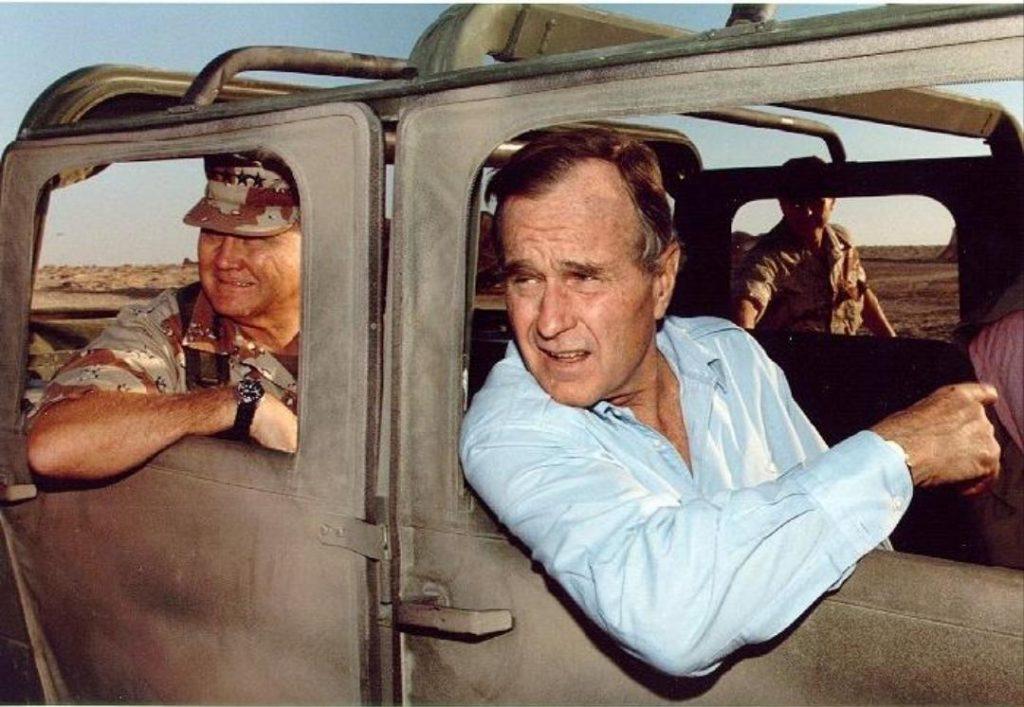 Bush'un Ortadoğu Mirası: 1991 Körfez Savaşı