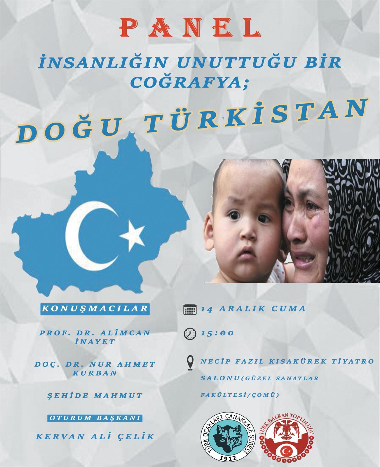 İnsanlığın unuttuğu bir coğrafya: Doğu Türkistan
