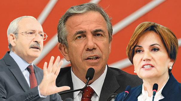 Türkiye'de tecrübe: Ankara siyaseti