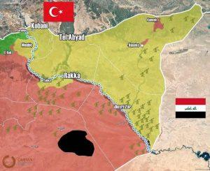 Suriye'de Şii-Sünni ve devletler arası savaş