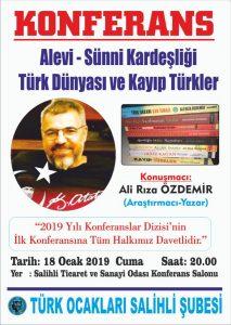 Alevi-Sünni Kardeşliği, Türk Dünyası ve Kayıp Türkler