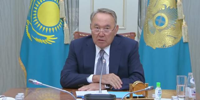 Nazarbayev: 47 Kazakistan vatandaşı Suriye'den tahliye edildi