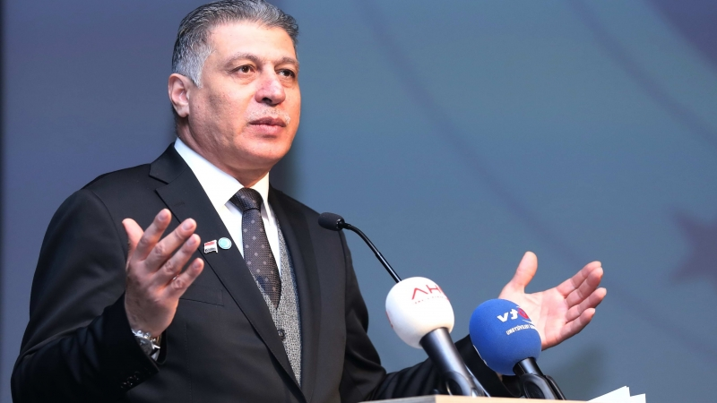 Türkmen lider Erşat Salihi: Kerkük'te özel kuvvvetleri görmekten memnuniyet duyuyoruz