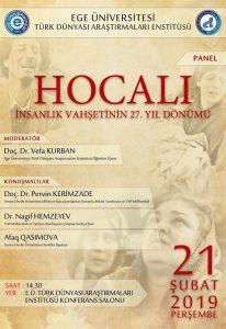 Hocalı, İnsanlık Vahşetinin 27. Yıl Dönümü
