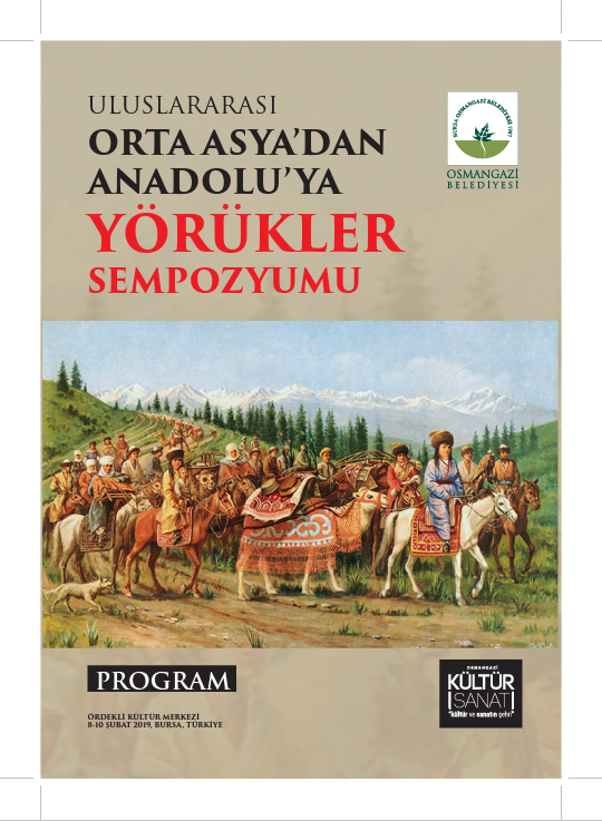 Uluslararası Orta Asya'dan Anadolu'ya Yörükler Sempozyumu
