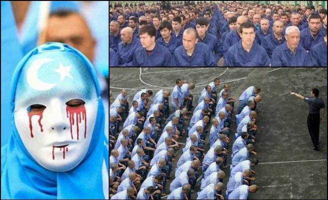 Uygurlar ve Türkiye arasında oluşan kara lekeler