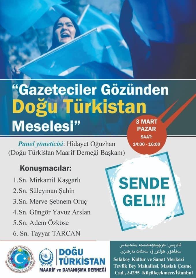 Gazetecilerin Gözünden Doğu Türkistan Meselesi