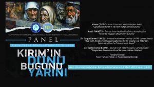 Kırım'ın Dünü, Bugünü, Yarını