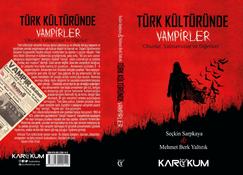 Türk kültürünün korkulu yaratıkları; alkarıları, oburlar, cadılar, cazular, yalmavuzlar