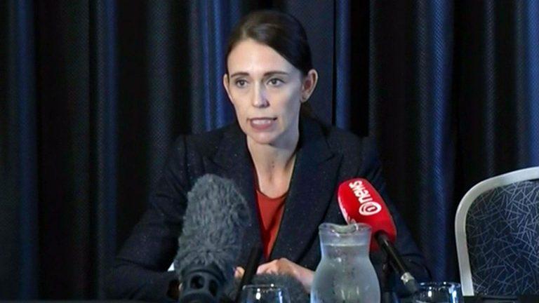 Yeni Zelanda'daki cami baskını terörist saldırı olarak değerlendirildi
