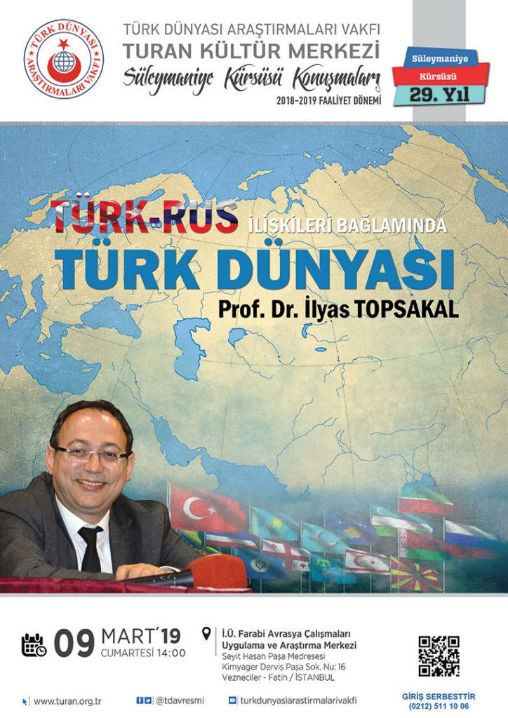 Türk-Rus İlişkileri Bağlamında Türk Dünyası