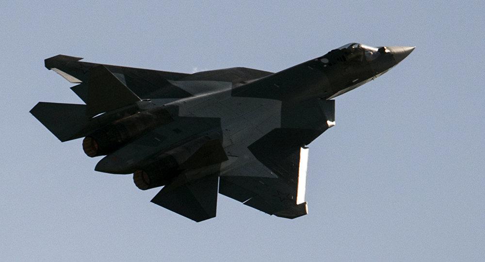 Rus Su-57 ve Amerikan F-35 uçakları ABD basınında