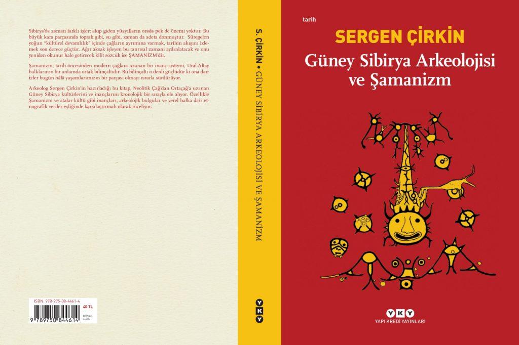 Yeni Kitap: Güney Sibirya Arkeolojisi ve Şamanizm