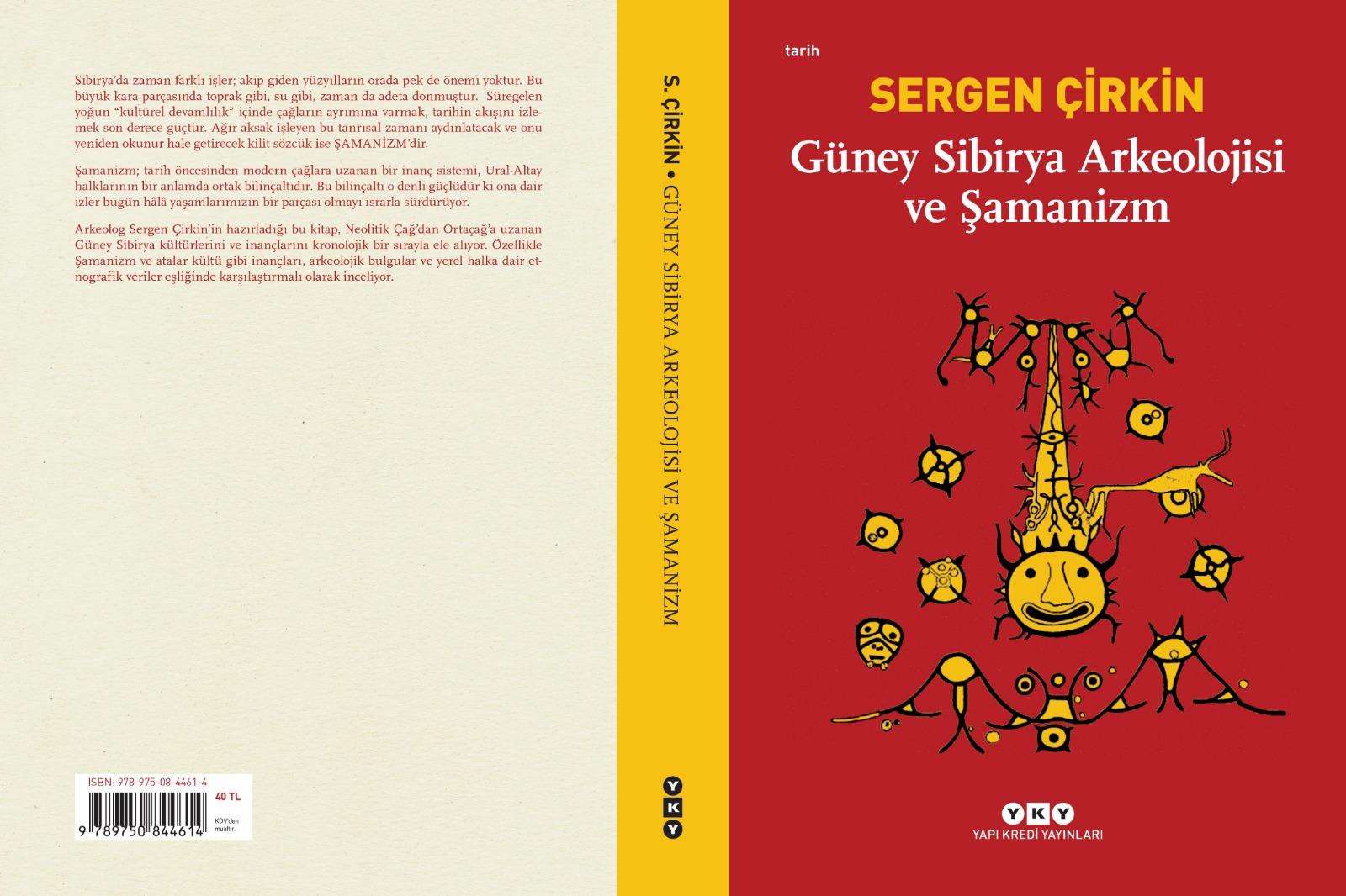 Sergen Çirkin-Güney Sibirya Arkeolojisi ve Şamanizm