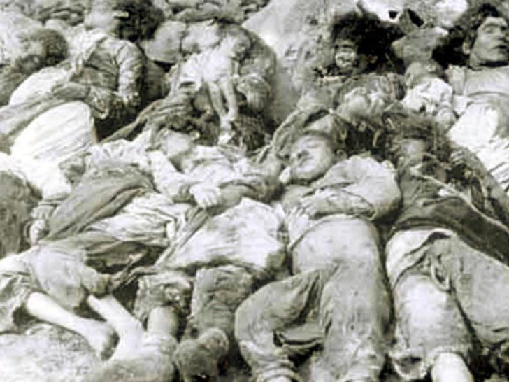1992 Azarbaycan Hocalı Katiamı