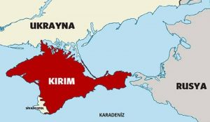 Kırım: dünyanın hukuksuzluk yarımadası