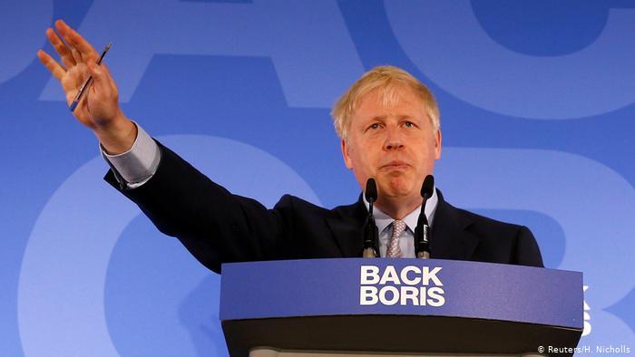 Bakanlardan rest: Johnson Başbakan olursa biz yokuz