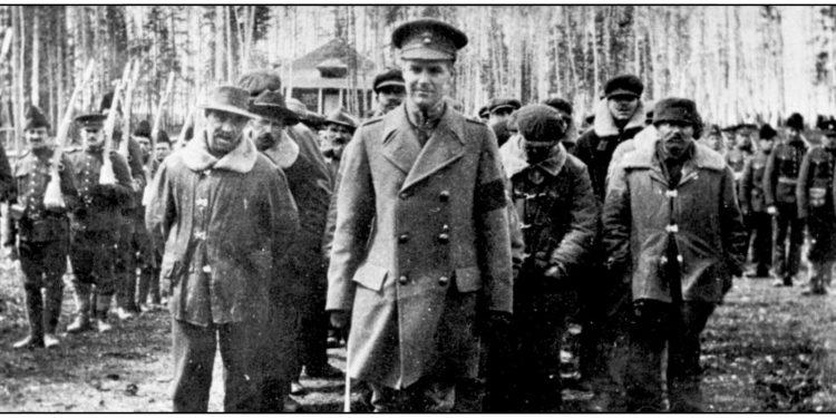 Kanada'nın I. Dünya Savaşı'nda tehcir edilen Türkleri