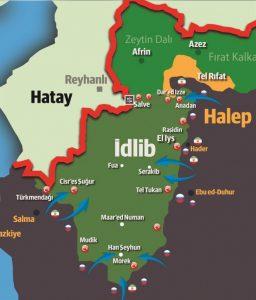 Suriye'nin Gordion Düğümü: İdlip