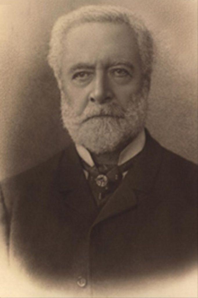 Rüsum-ı Sitte İdaresi'nin kuruluşunu onaylayan mukavelenamede, Osmanlı Bankası'nı temsilen imzası bulunan Morgan Hugh Foster