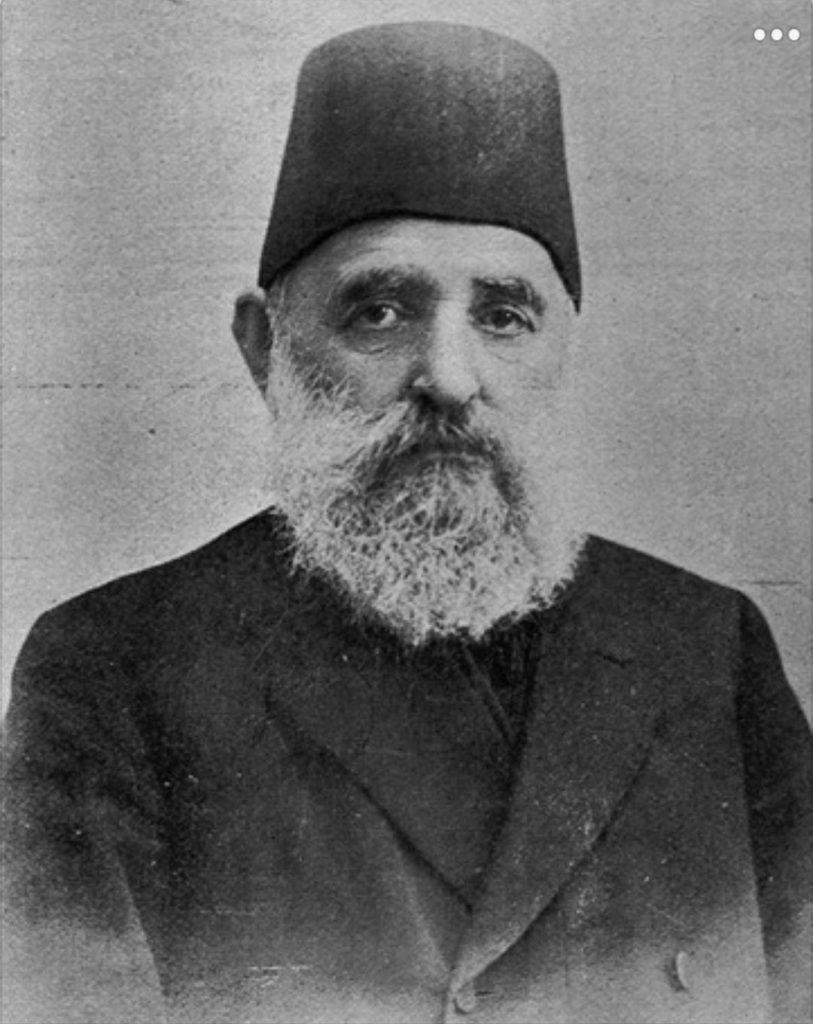 Sadrazam Küçük Said Paşa (1838-1914),