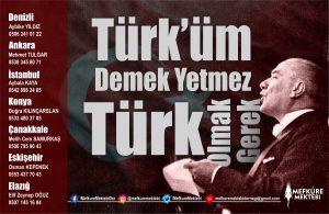 Mefkûre Mektebi, Türk Milliyetçiliği Eğitimi Seminerlerine Başlıyor!