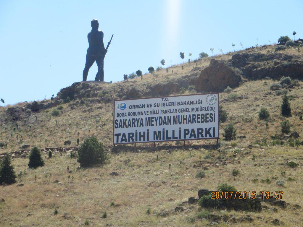 Sakarya Meydan Muharebesi Tarihi Milli Parkı Gezisi