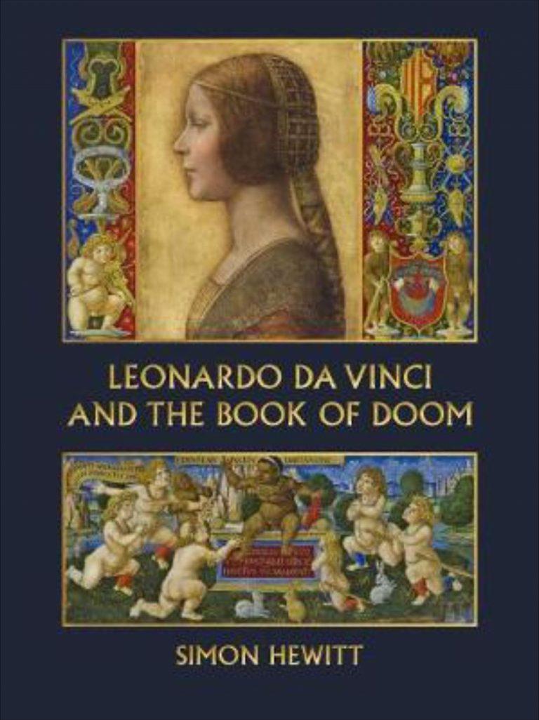 Leonardo da Vinci and the Book of Doom' isimli kitap İngiltere'de yarın piyasaya çıkacak