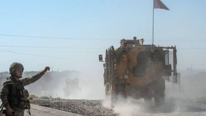Suriye'deki siyasi düzenin gelişimine müdahale edilmemeli