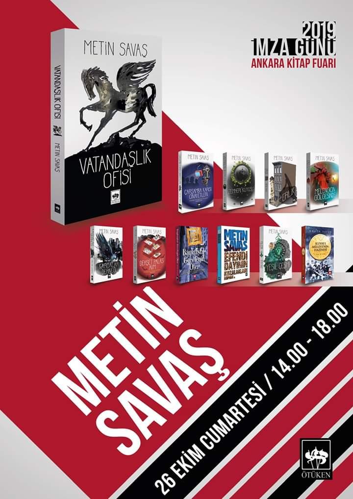 14. Ankara Kitap Fuarı Devam Ediyor.. Son günler