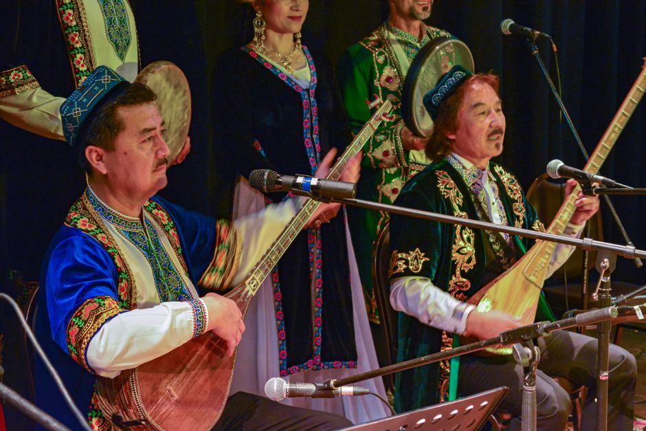 Avustralya'da Uygur gecesi