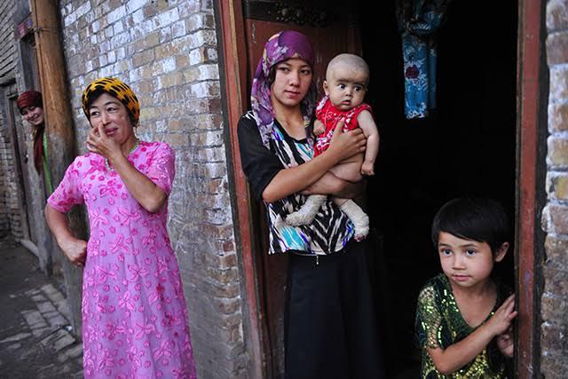 Çin hapishanelerinde soykırım